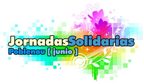 Jornadas Solidarias Pueblo Nuevo, Jornades Solidàries Poblenou